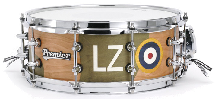 Snare drum by Premier Drums