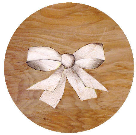 Bow inlay
