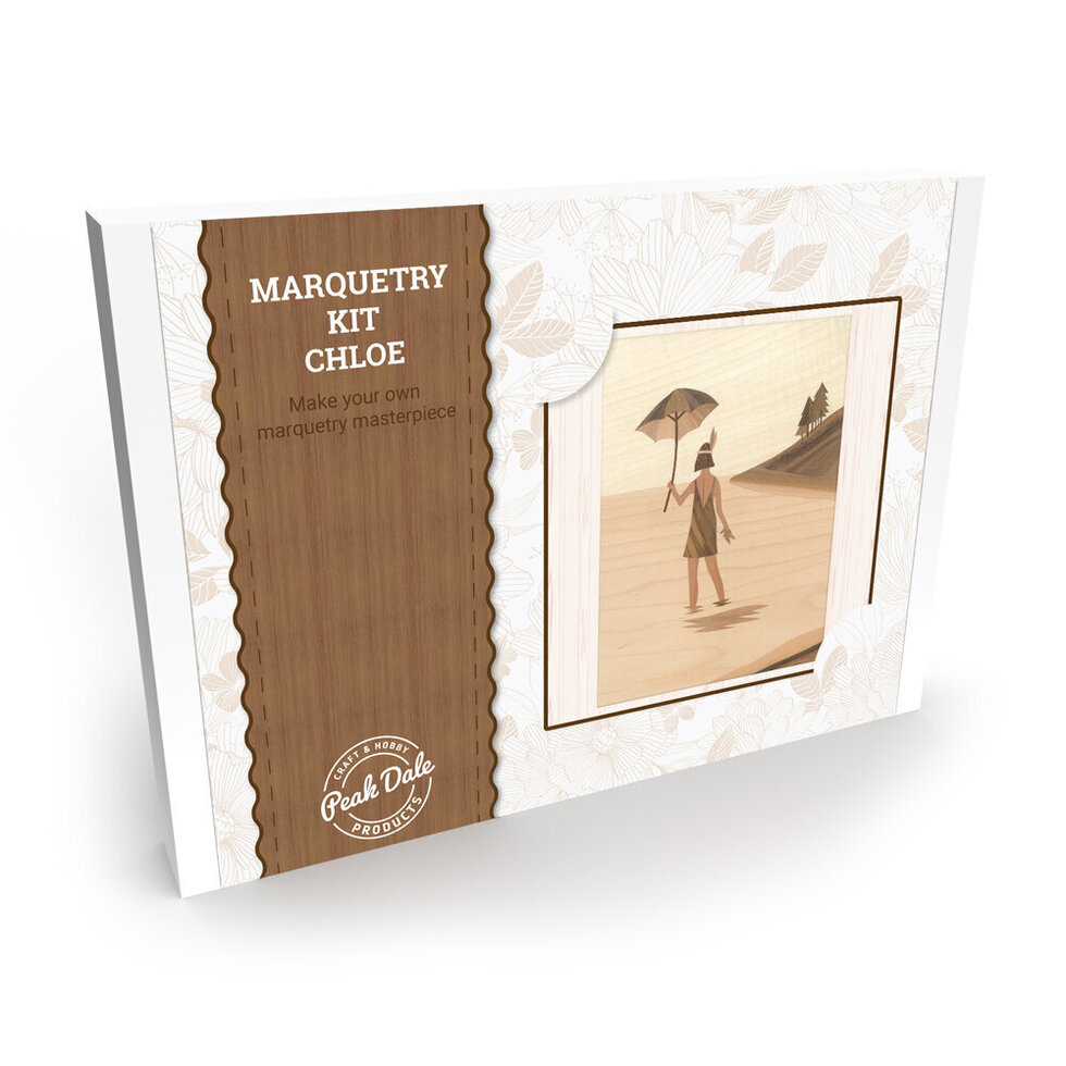 Marquetry Kit