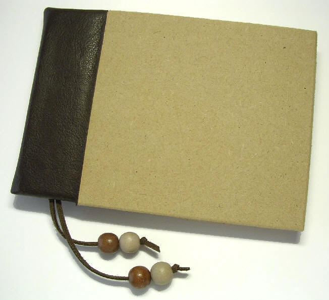 Marquetry notebook kit